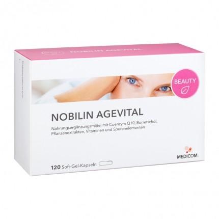 Nobilin Agevital, Kapseln