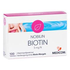 Nobilin Biotin N Tablets