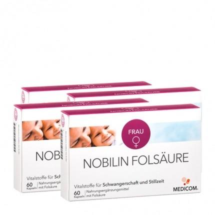 Nobilin Folic Acid Capsules