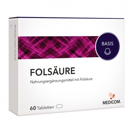 Nobilin Folic Acid Capsules