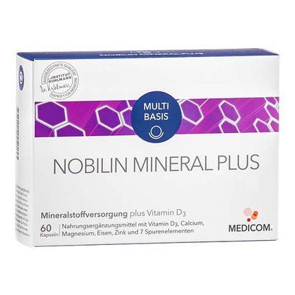 Nobilin Mineral Plus (60 Kapseln)