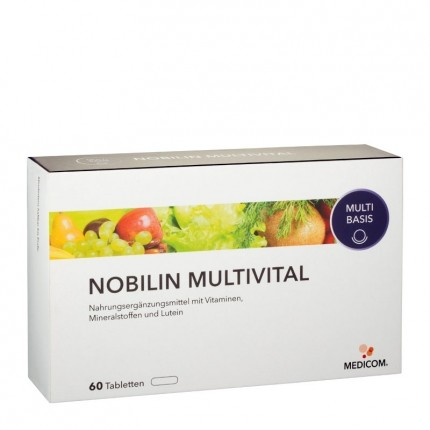 Nobilin Multivital (60 Tabletten)