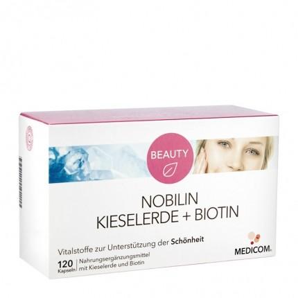 Nobilin Nailvital Silica + Biotin