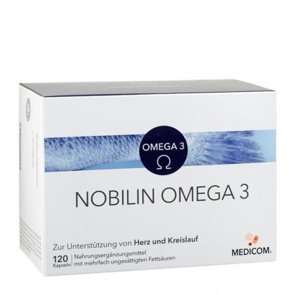 Nobilin Oméga 3, gélules