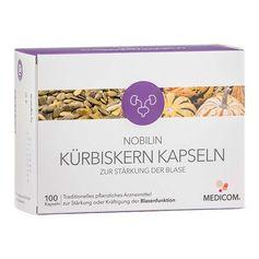 Nobilin Pumpkin Seed Capsules