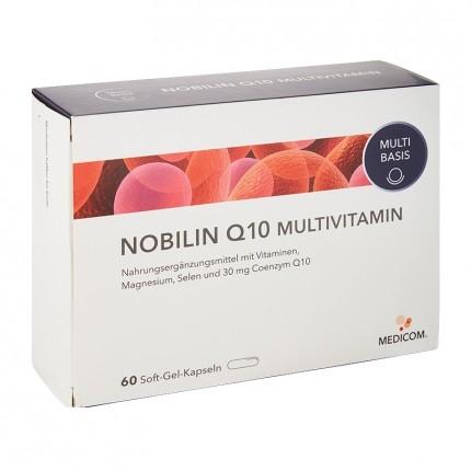 Nobilin Q10 Multivitamin, Kapseln