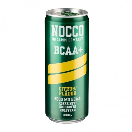 NOCCO BCAA+ Sitrus-Hyllebær