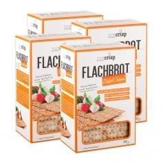 4 x NorCrisp Dinkel & Sesam Flachbrot