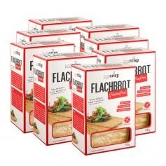 8 x NorCrisp Glutenfreies Flachbrot