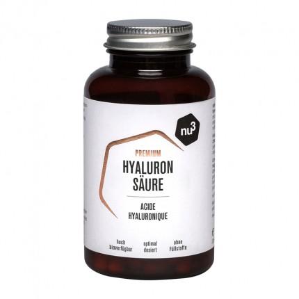 nu3 Acide Hyaluronique, Gélules