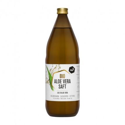 nu3 Aloe Vera-saft, ekologisk