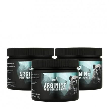 3 x nu3 L-Arginine, Kapseln