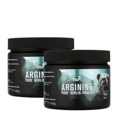 2 x nu3 L-Arginine, capsules