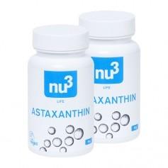 2 x nu3 Astaxanthin, Kapseln