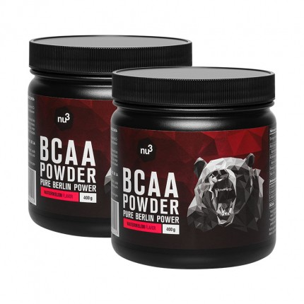 nu3 BCAA powder, Watermelon
