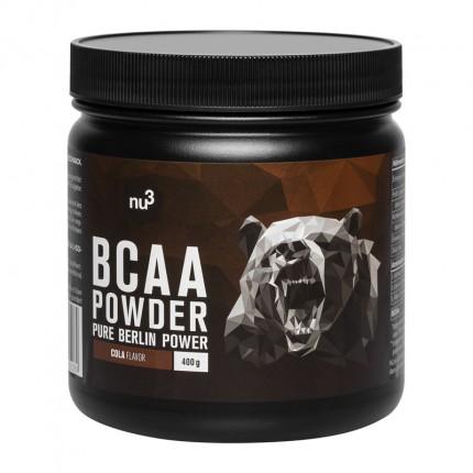 nu3 BCAA Pulver, Cola