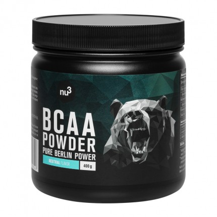 nu3 BCAA, neutral, Pulver