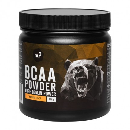 nu3 BCAA Pulver, Tropical