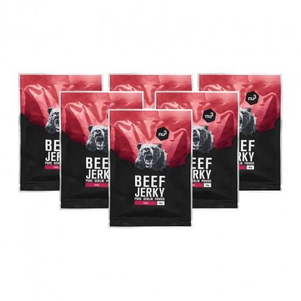 nu3 Beef Jerky, Pfeffer