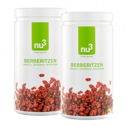 2 x nu3 Berberitzen Beeren