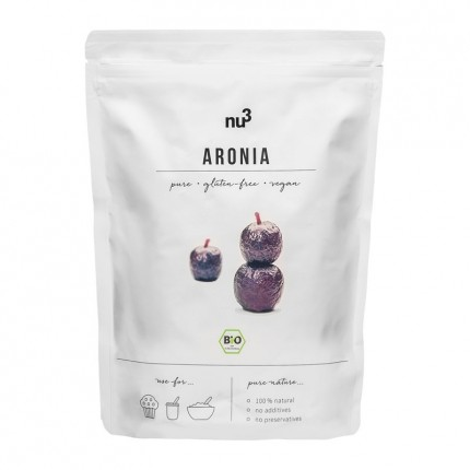 Aronia-Beeren von nu3