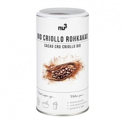 nu3 Bio Rohkakao Criollo