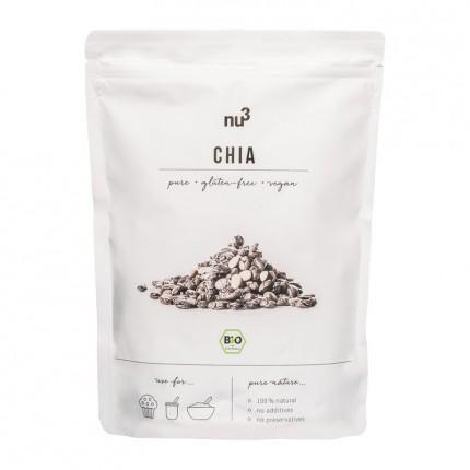 Chia-Samen Bio, 800g von nu3