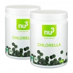 nu3 Bio Chlorella, Presslinge Doppelpack