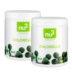 nu3 naturals Bio Chlorella Naturland, Tabletten