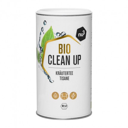 nu3 Bio Clean Up Kräutertee, lose