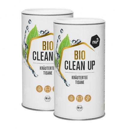 2 x nu3 Bio Clean Up Kräutertee, lose