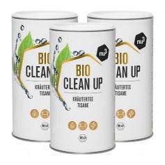 3 x nu3 Bio Clean Up Kräutertee, lose