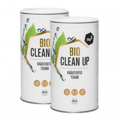 2 x nu3 Bio Clean Up Kräutertee, lose