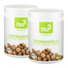 2 x nu3 Bio-Erdmandeln