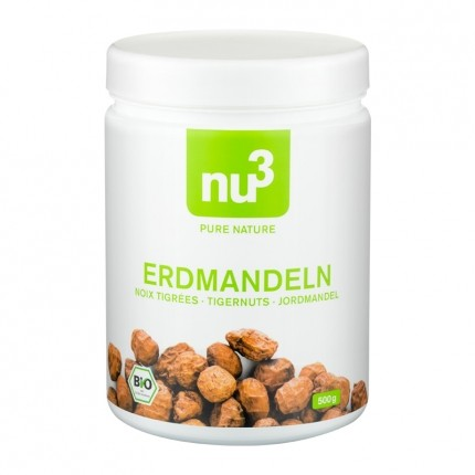 nu3 Bio-Erdmandeln