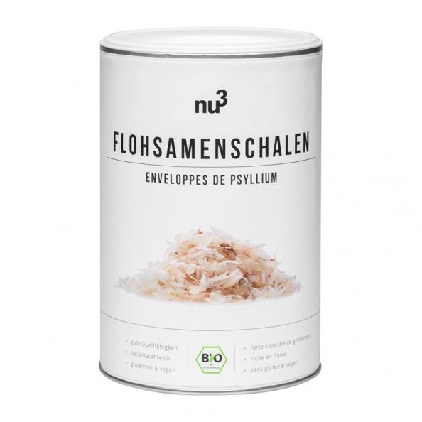 nu3 Bio Flohsamen-Schalen
