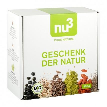 nu3 Bio-Geschenkset