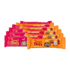 nu3 Bio Healthy Snack Packet, Riegel