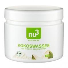 nu3 Kokoswasser Bio-Pulver