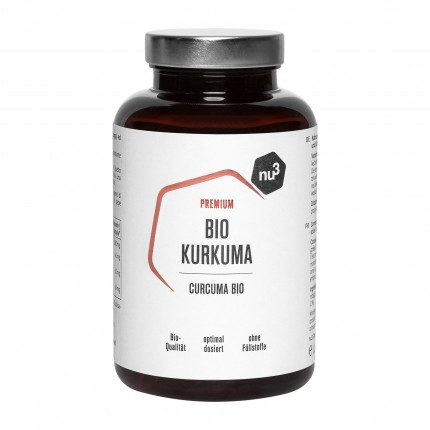 PurePharma Vitamin D3 + Omega 3 + nu3 Gurkmeja