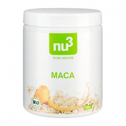 nu3 Bio Maca, Pulver (125 g)