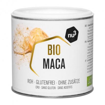 nu3 Bio Maca, Pulver (100 g)