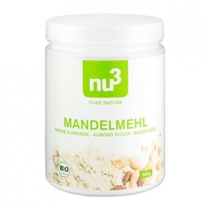 Mandelmehl entölt von nu3