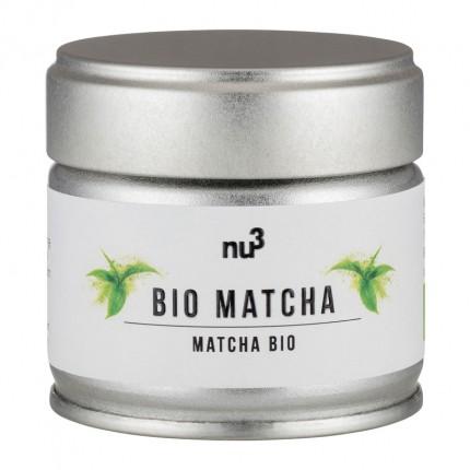 Matcha Tee, Pulver, 30 g von nu3