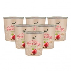 nu3 Bio Power Porridge, Apfel & Zimt
