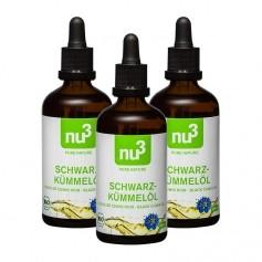 3 x nu3 Bio-Schwarzkümmelöl