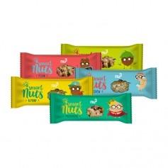 nu3 Bio Smart Nuts Probiermix, Riegel