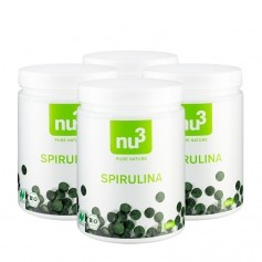 nu3 Bio Spirulina, Presslinge Doppelpack