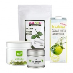 Supergreen Smoothie Set