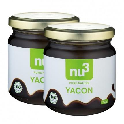 2 x nu3 Bio Yacon, Sirup
